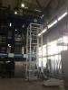 Изготовление разборной панорамной шахты для демонстрации лифтов «Унгерн Элеватор» г. Владивосток